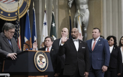 Attorney general launches presidential commission on law enforcement